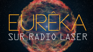 Eurêka, l'émission littérature Science Fiction sur Radio Laser