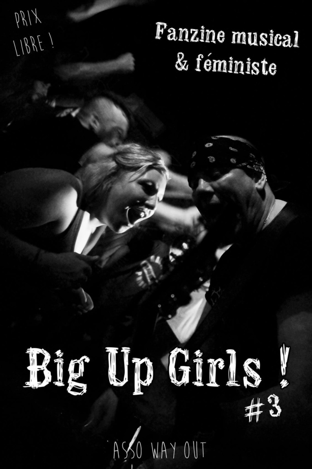 Gisquettes' Talks #47 - Emission du 21 Octobre 2016 - Interview Fanzine Big Up Girls + Playlist Variée