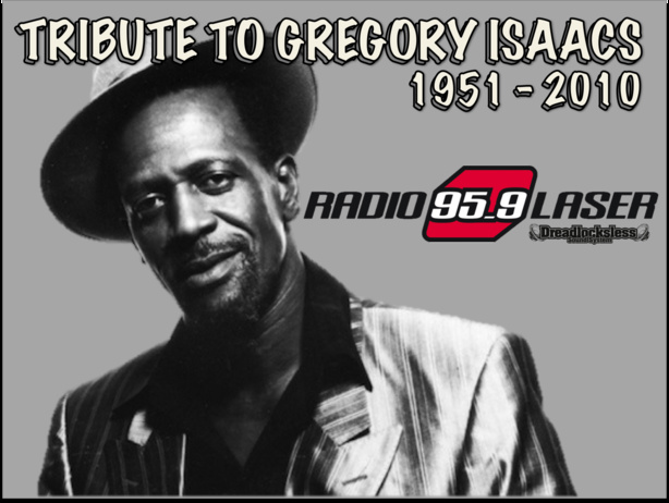 Dance All Together #128 31.10.2016 Tribute to Gregory Isaacs