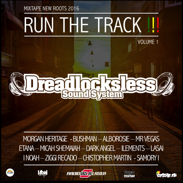 "Dance All Together #137 Promo New Mixtape ""Run The Track"""