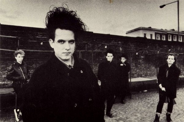 The CURE, qui reprend Mr Hendrix.