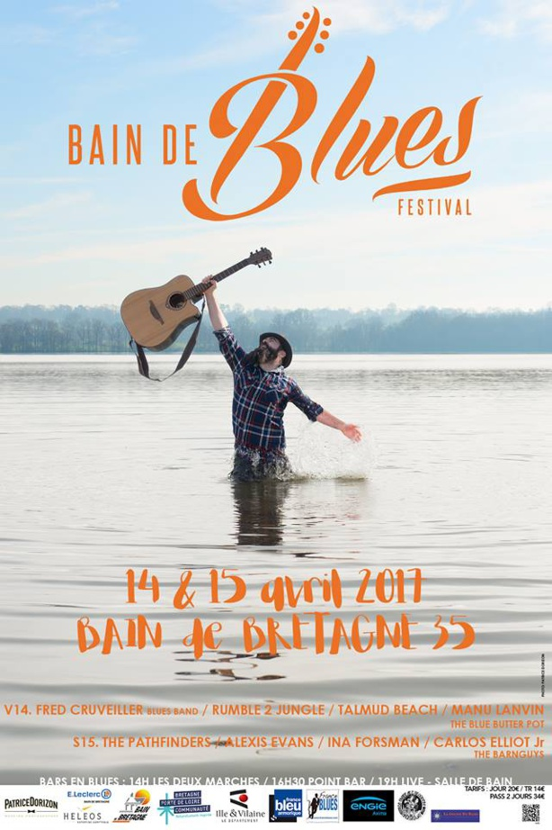 "Laser Blues Train #192 ""Speciale Bain de Blues #11"""
