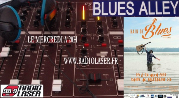 Blues Alley du 12 Avril 2017