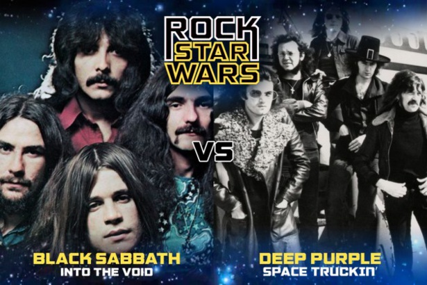 METALOROCK - 47 - DEEP PURPLE & BLACK SABBATH