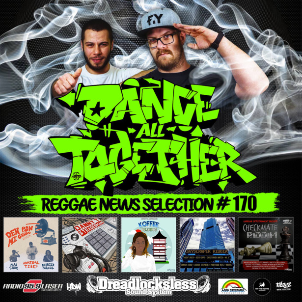 Dance All Together Radio Show #170 Reggae News
