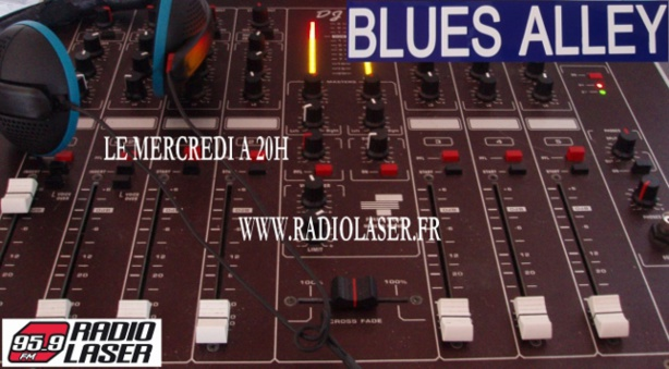 Blues Alley du 03 Janvier 2018