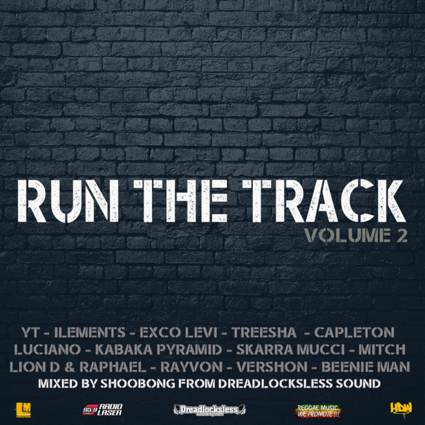 Dance All Together #180 Mixtape promotion RUN THE TRACK VOL2 22.01.2018