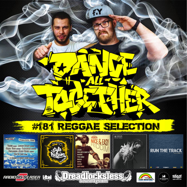 Dance All Together #181 Reggae Selection 29 janvier 2018