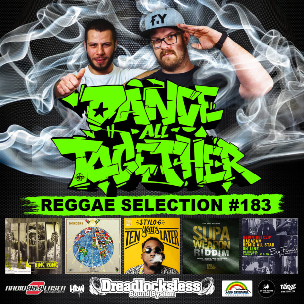Dance All Together #183 Reggae Selection 12.02.2018