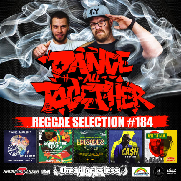 Dance All Together #184 Reggae Selection 19.02.2018