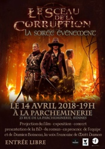 LE SCEAU DE LA CORRUPTION