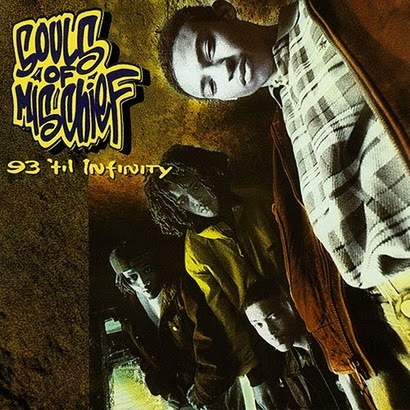 Souls Of Mischief  - Anything Can Happen