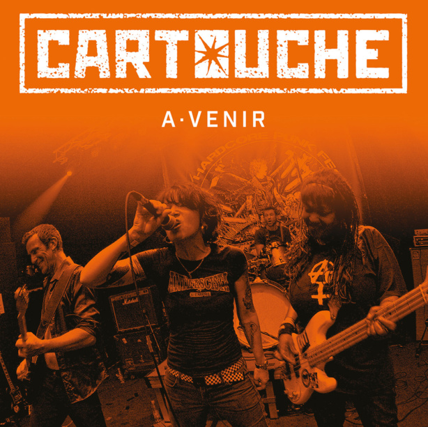 Keep The Rage #253 - Vendredi 13 avril - Interview avec Thierry du groupe de rock punk Cartouche