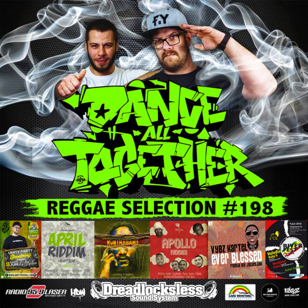 Dance All Together #198 Reggae Selection 04.06.2018