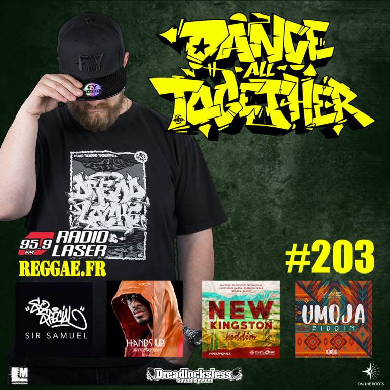 Dance All Together #203 Reggae Selection 1 octobre 2018