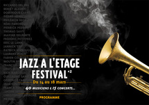 Jazz à l'étage s'invite dans le Grand Talk Show