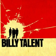 Rock District du 28.11.2018 : BILLY TALENT
