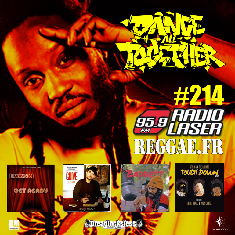 Dance All Together #214 Reggae Selection 17.12.2018