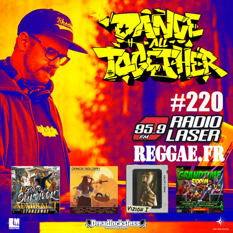 Dance All Together #220 Reggae News Selection 28.01.19
