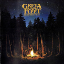 Rock District du 30.01.2019 : GRETA VAN FLEET