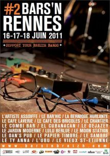 Un Grand Talk Show rock'n'roll avec No One is Innocent, Redeye et les Bars'n Rennes
