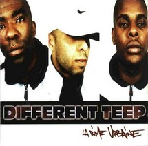 Different Teep – La Rime Urbaine