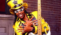 "Bootsy Collins – Fresh Outta ""P"" University"