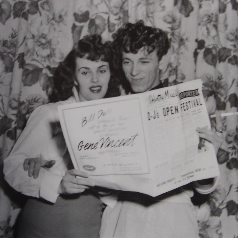 WANDA JACKSON AND GENE VINCENT