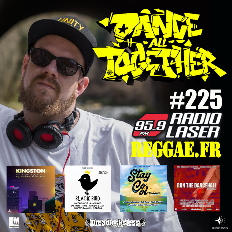 Dance All Together #225 Reggae Selection 04.03.2019