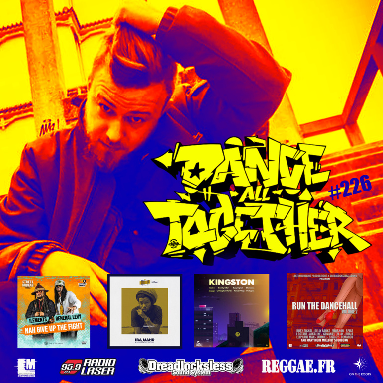 Dance All Together #226 Guest VOLODIA 11.03.2019