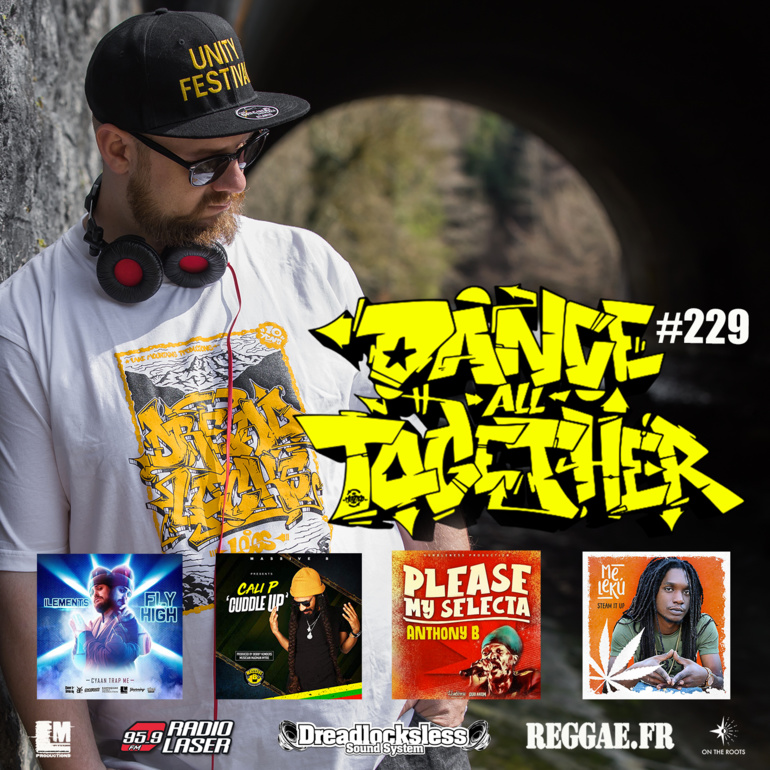 Dance All Together #229 Reggae Selection 01.04.2019