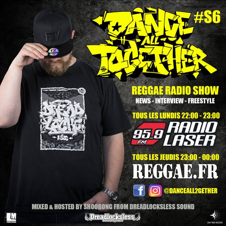 Dance All Together #236 Reggae Selection by Asher Selection @ Bout du monde Vevey (CH)