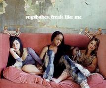 Sugababes - Freak like me