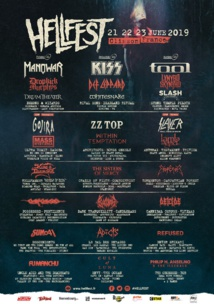 Rock District du 19.06.2019 : HELLFEST PART 2