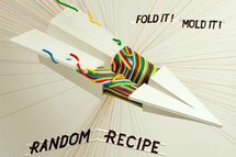 Random Recipe - Fold It ! Mold It !