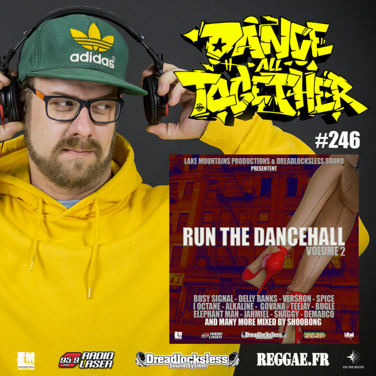 Dance All Together #246 Dancehall Selection 14.10.2019