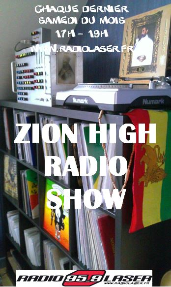 ZION HIGH RADIOSHOW #33 Fresh things & good oldies selection