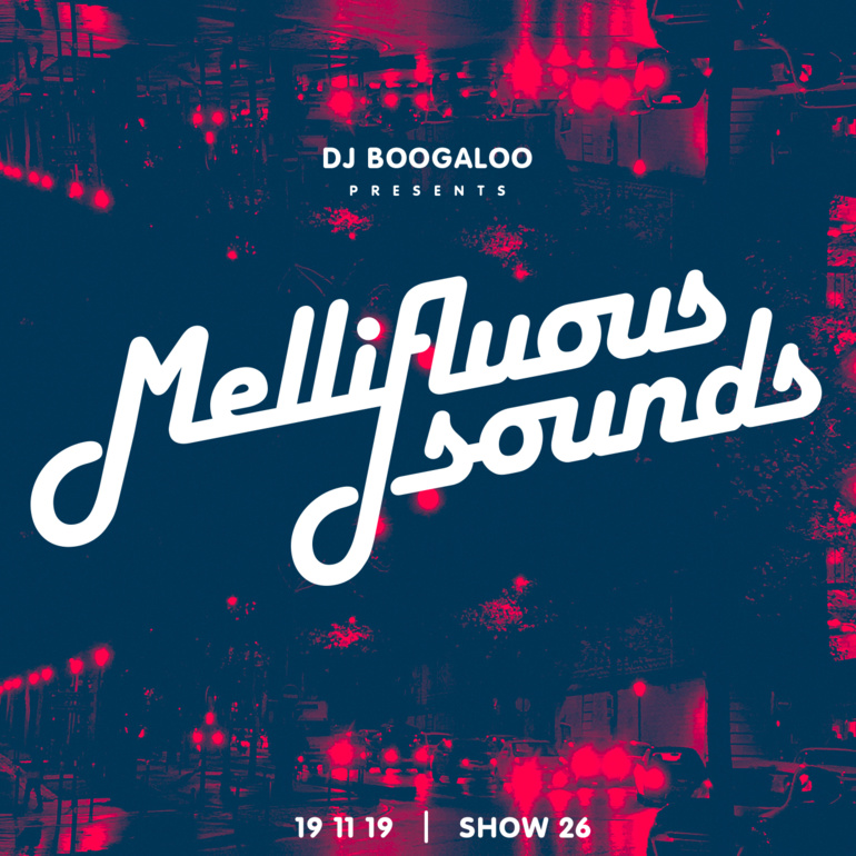 Mellifluous Sounds 26 - To The Moon