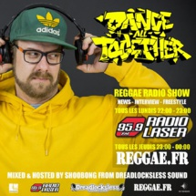 Dance All Together #259 Dubplate Selection avec FATTA from Soul Stereo (Paris) 13.01.2020