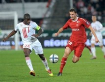 FOOT : VALENCIENNES (Ligue 1) - ANGERS (Ligue 2) à Guichen
