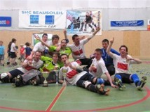 Le CO Pacé Rink-Hockey: un club qui monte