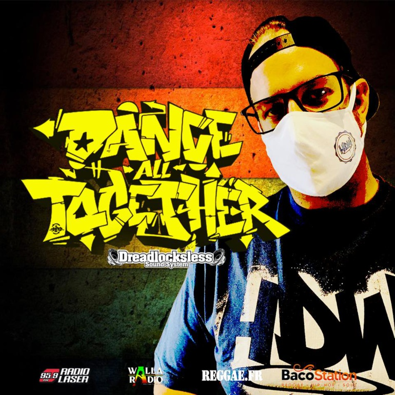 Dance All Together #296 Guest : JAHNATON 28.09.2020