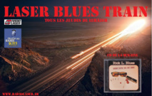 """Laser Blues Train"" en live avec le Quebec"