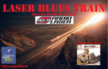 Laser blues train #016 avec Gaelle Buswel