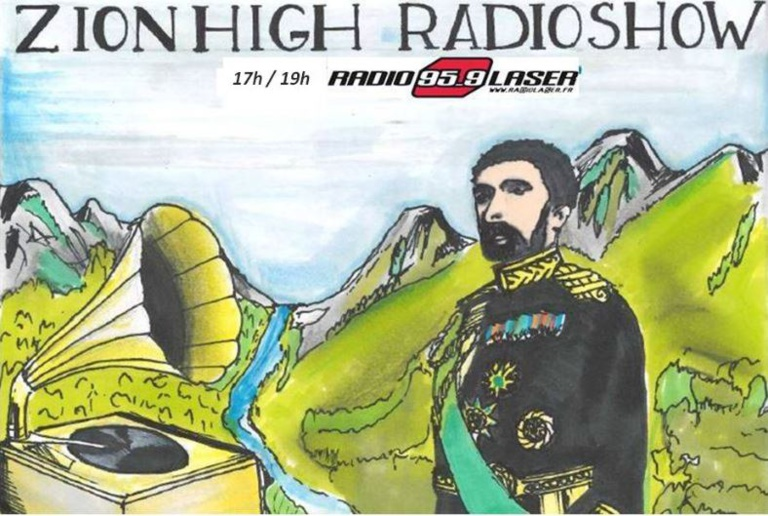 ZION HIGH RADIOSHOW #44 Hear the music...Feel the vibes...