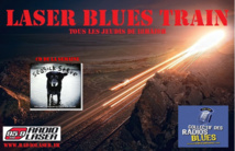 "En mode ""Border line Blues"" dans notre Laser Blues Train"