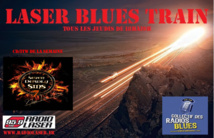 Laser Blues Train #026 avec Nina Van Horn