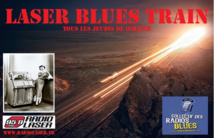 Un Laser blues train en mode juke-box cette semaine...
