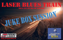 Laser Blues Train #032 en mode Juke Box