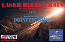 Laser Blues Train #033 avec Driftin'Blues